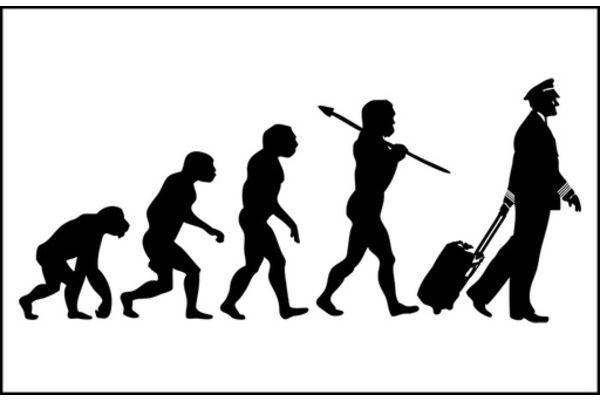 Sticker: Pilot Evolution