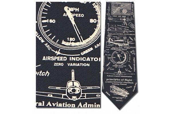 Tie: Principles of Flight