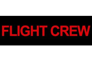 Sticker: Flight Crew