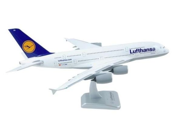 Model: HOGAN Lufthansa A380 1/200 No Gear