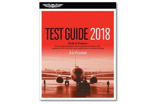 ASA 2018 Airframe Test Guide
