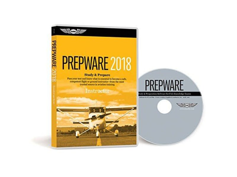 AVIALL Prepware: 2018 Flight Instructor