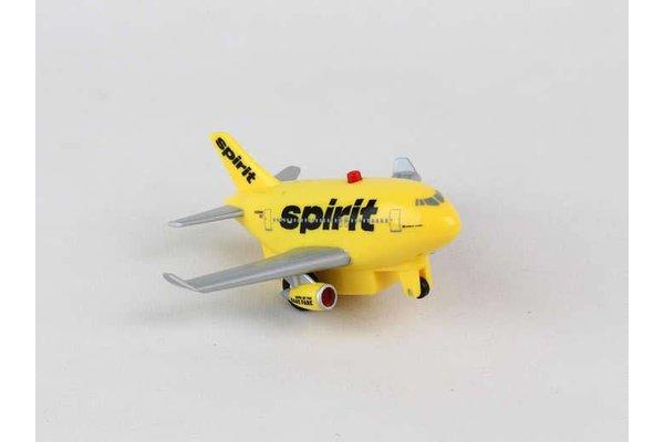 Daron World Trading Inc. Spirit Airlines Pullback W/Light & Sound
