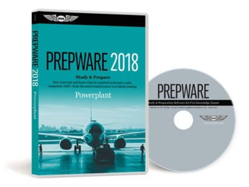 Prepware: 2018 AMT Powerplant