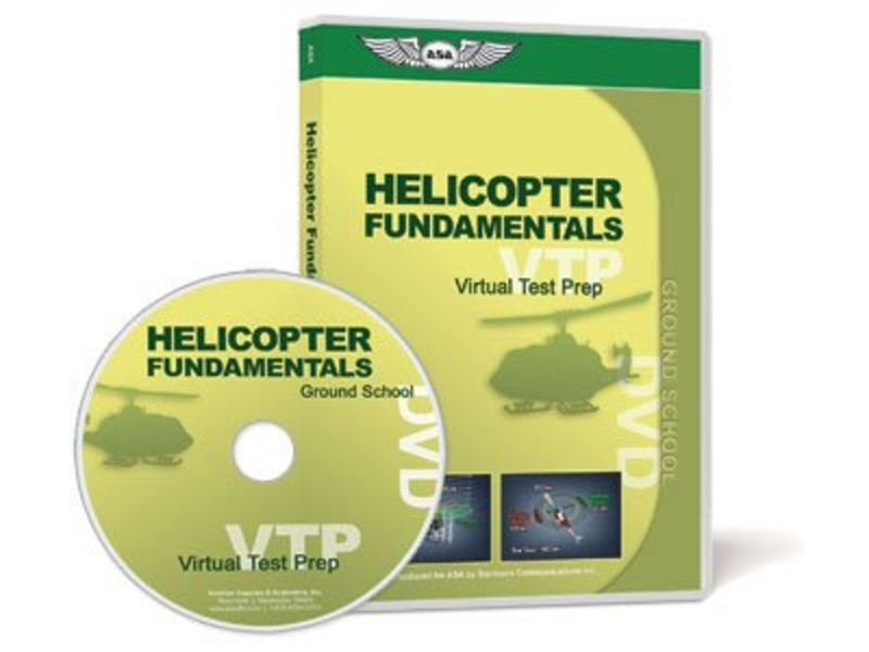 DVD: Helicopter Fundamentals