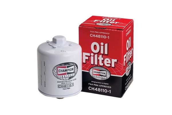 Oil Filter: CH48110-1