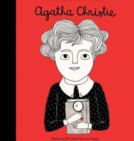 hachette Book Group Agatha Christie Little People, BIG DREAMS Children's Book