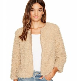 BB Dakota Macy Faux Fur Jacket
