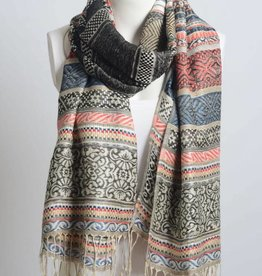 Moroccan Style Scarf