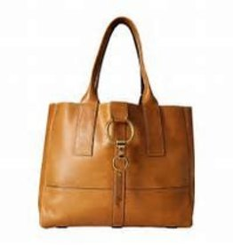 Frye/Jimlar Corporation Ilana Harness Shopper Cognac