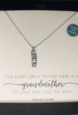 Cool and Interesting Inspiring Message Necklace
