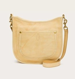 Frye/Jimlar Corporation Campus Rivet Crossbody Banana