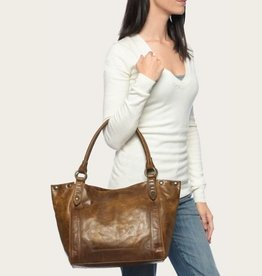 Frye/Jimlar Corporation Melissa Shoulder Tote Cognac