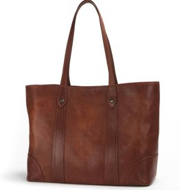 Frye/Jimlar Corporation Melissa Shopper Cognac