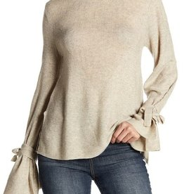 Complete Clothing Company Bell Sleeve Sweater