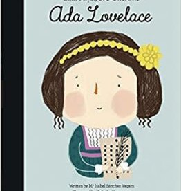 hachette Book Group Ada Lovelace, Little People BIG DREAMS Children's Book