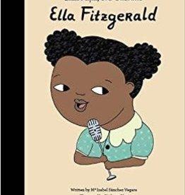 hachette Book Group Ella Fitzgerald, Little People BIG DREAMS Children's Book