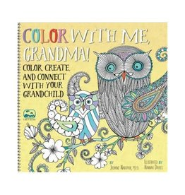 hachette Book Group COLOR WITH ME, GRANDMA!