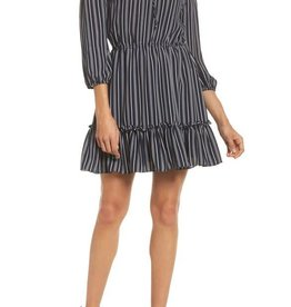 BB Dakota McKenna Navy OTS Dress