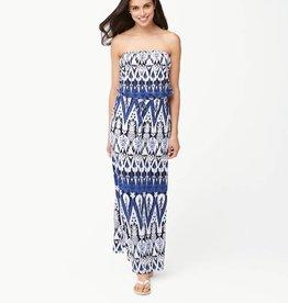 Tommy Bahama Pineapple Ikat Maxi Dress