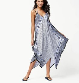 Tommy Bahama Tika Tiles Scarf Dress