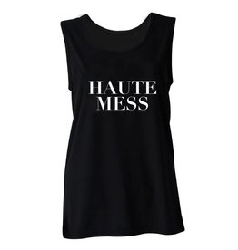 Mary Square Haute Mess Tank Top