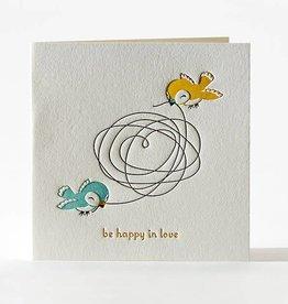 Elum Designs Love Birds Card