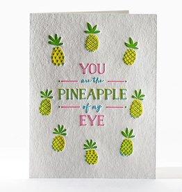 Elum Designs Pineapple of My Eye Card