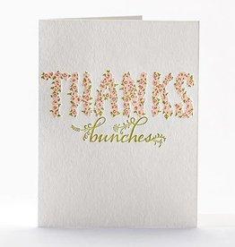 Elum Designs Thanks Bunches Card