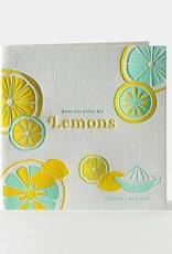 Elum Designs When Life Gives You Lemons Card