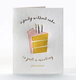Elum Designs Cake Birthday Card