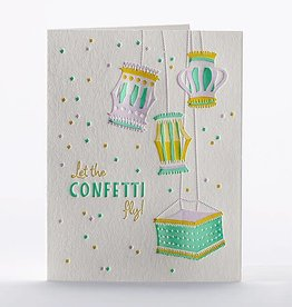 Elum Designs Confetti Card