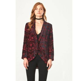 BB Dakota Darrah Velvet Jacket