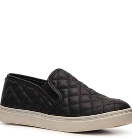 Steve Madden Steve Madden Ecntrcq Leather Slip On Sneaker