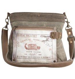 Benjamin International Chateau Margaux Shoulder Bag