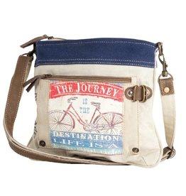 Benjamin International The Journey Crossbody Bag