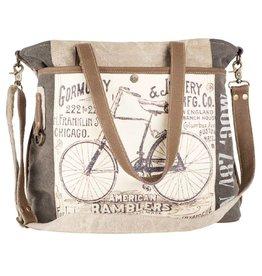 Benjamin International American Ramblers Shoulder Bag