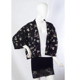Carnation Flower Kimono