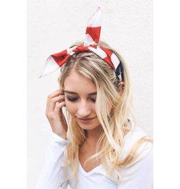 Cotton Bandanna Headband/Scarf