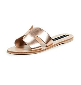 Steven Greece Slide Rose Gold