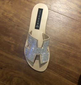 Steven Greece Slide Rhinestone