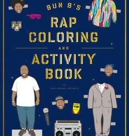 hachette Book Group Bun B's Rapper Coloring and Activity Book