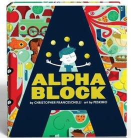 hachette Book Group Alphablock Children's Book
