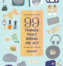 hachette Book Group 99 Things That Bring Me Joy (Guided Journal)