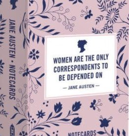 hachette Book Group Jane Austen Notecards
