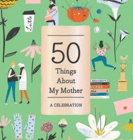 hachette Book Group 50 Things About My Mother