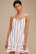 BB Dakota Hollie Striped Dress