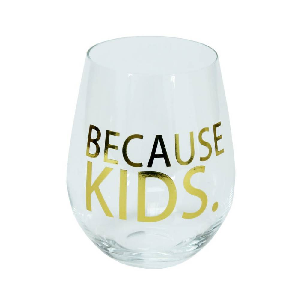 Mary Square Mary Square Stemless Wine Glass II