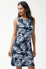 Tommy Bahama Fronds with Benefits Dress - Ocean Deep