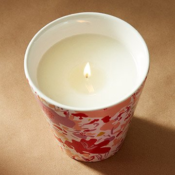 Thymes Millefleur Statement Candle